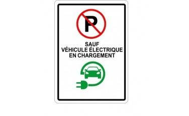 Enseigne/Affiche Stationnement